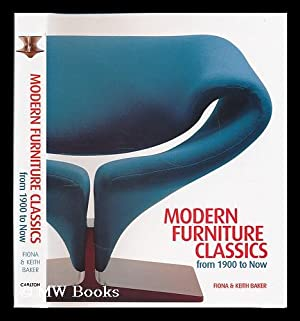 Modern furniture classics from 1900 to now: Baker, Fiona