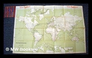 """Voie Eastern"""" : Carte generale des grandes: Bureau International de"""