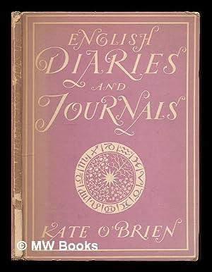 English diaries and journals / Kate O'Brien: O'Brien, Kate (1897-1974)
