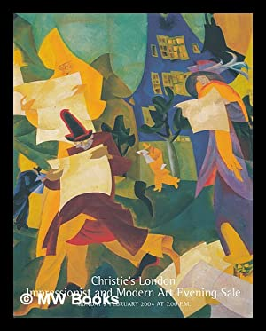 Christie's London : Impressionist and modern art: Christie's, London