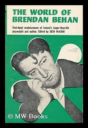 The World of Brendan Behan. Drawings by: McCann, Sean (Ed.