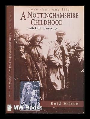 More than one life : a Nottinghamshire: Hilton, Enid Hopkin