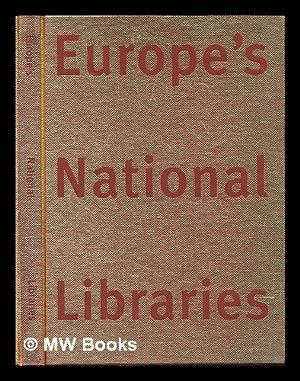 Europe's national libraries : 15 years of: van Drimmelen, Wim