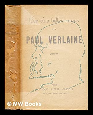 Les plus belles pages de Paul Verlaine: Verlaine, Paul (1844-1896).