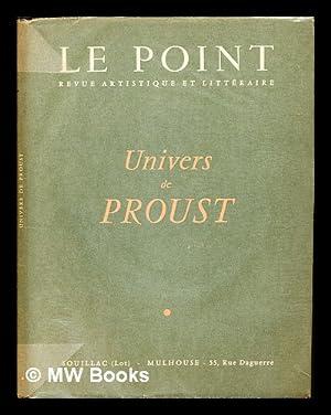 Univers de Proust: Le Point: Revue