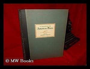 A Treasury of American Prints; a Selection: Craven, Thomas (Ed.
