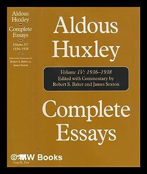Complete Essays 2, 1926-29