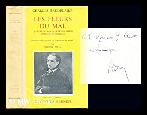 Les Fleurs du Mal, Les Epaves, Bribes,: Baudelaire, Charles (1821-1867).