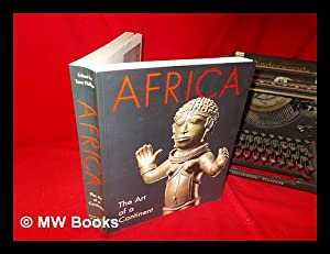 Africa : the art of a continent: Phillips, Tom (1937-);