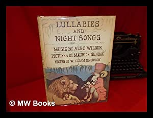 Lullabies and night songs / music by: Wilder, Alec. Engvick,
