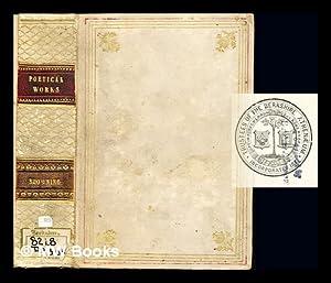 The poetical works of Robert Browning. Vol.: Browning, Robert (1812-1889)