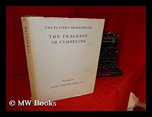 Shakespeare's The tragedie of Cymbeline : printed: Shakespeare, William (1564-1616).