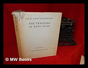Shakespeare's The Tragedie of King Lear : Shakespeare, William (1564-1616).