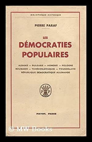 Les Democraties Populaires: Paraf, Pierre