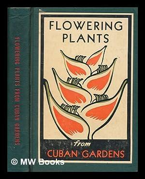 Cuba : flowering plants from Cuban gardens: Woman's club of