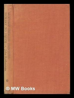 Modern English painters: Rothenstein, John Sir