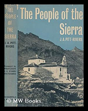 The people of the sierra / J.A.: Pitt-Rivers, Julian (Julian