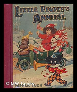 Little People's Annual made for you by: Vredenburg, Capt. Edric