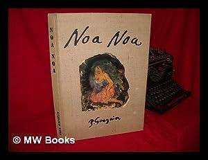 Noa Noa / P. Gauguin ; Réalisé: Gauguin, Paul (1848-1903)