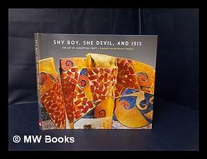 Shy Boy, She Devil, and Isis : Ward, Gerald W.