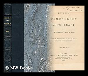 Letters on demonology and witchcraft with an: Scott, Walter, Sir