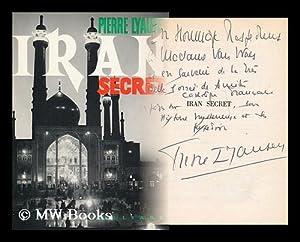 Iran secret: Lyautey, Pierre