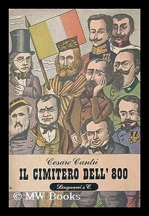 Il Cimitero Dell' 800 - Il cimitero dell'ottocento: Cantu, Cesare, (1804-1895)