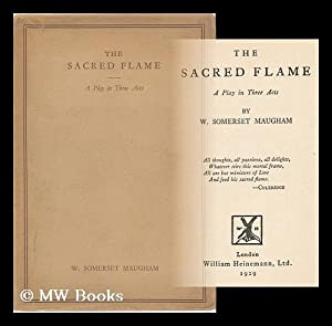 The Sacred Flame : a Play in: Maugham, William Somerset