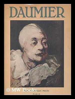 Daumier, Par Jacques Lassaigne: Lassaigne, Jacques (1910-). Gloeckner, Andre