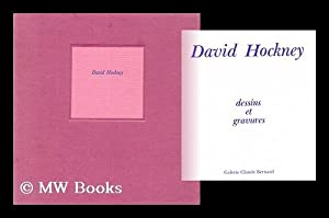David Hockney; Dessins Et Gravures: Hockney, David
