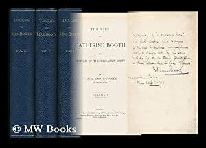 The Life of Catherine Booth, the Mother: Booth Tucker, Frederick
