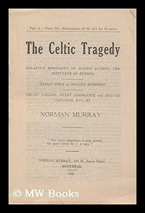 The Celtic tragedy / Saladin's biography of: Murray, Norman