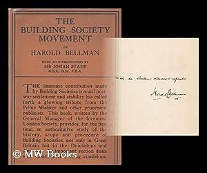 The building society movement / by Harold: Bellman, Harold, Sir