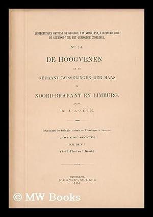 Mededeelingen Omtrent Geologie Van Nederland, Verzameld Door: Lorie, Dr. J.