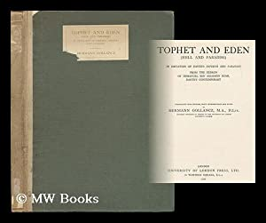 Tophet and Eden (Hell and Paradise), in: Immanuel ben Solomon,