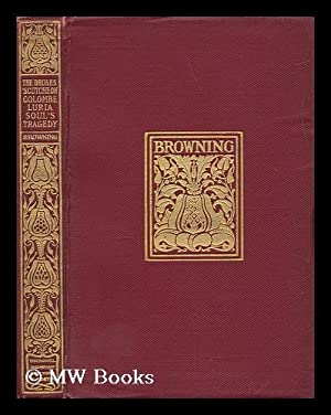 The Return of the Druses, a Blot: Browning, Robert