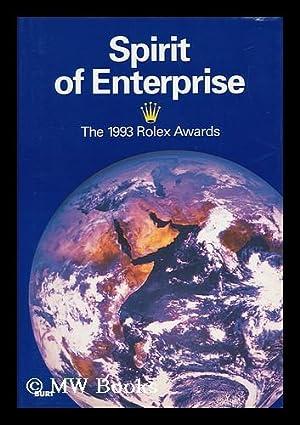 Spirit of Enterprise - the 1993 Rolex Awards: Reed, David W.