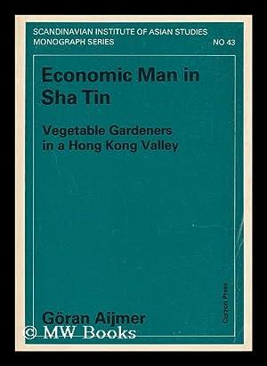 Economic Man in Sha Tin - Vegetable: Aijmer, Goran