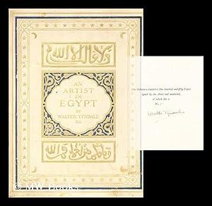 An artist in Egypt / by Walter Tyndale: Tyndale, Walter (1855-1943)