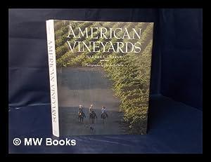 American Vineyards / Barbara Ensrud ; Photographs: Ensrud, Barbara