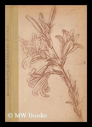 Manuscripts of Leonardo Da Vinci; Their History,: Belt, Elmer (1893-)