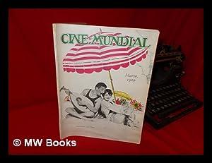 Cine-Mundial, Volumen XIV, Numero 3, Marzo, 1929: Ortega, F. Garcia