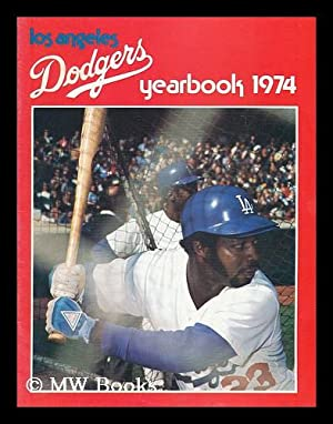 1974 Los Angeles Dodgers Yearbook: Los Angeles Dodgers