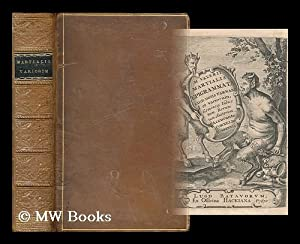 M. Valerii Martialis Epigrammata / cum notis: Martial [Martialis, Marcus