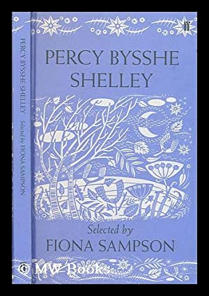 Percy Bysshe Shelley : poems / selected: Shelley, Percy Bysshe