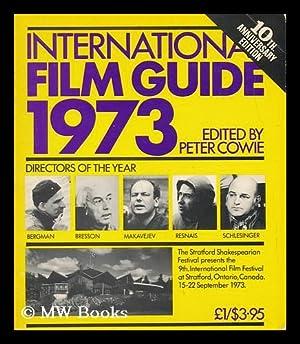 International Film Guide, 1973: Cowie, Peter (Ed. )