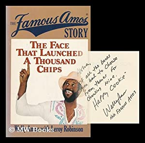 The Famous Amos Story : the Face That Launched a Thousand Chips / Wally Amos, with Leroy ...