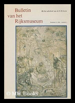 Bulletin van het Rijksmuseum. Jaargang 37, 1989 -- nummer 3: Rijksmuseum (Netherlands)