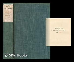 Memoirs of Henri IV. King of France: Grolier Society (Paris,