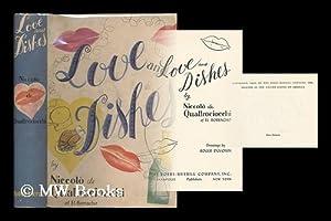 Love and dishes: Quattraciocchi, Niccolo de